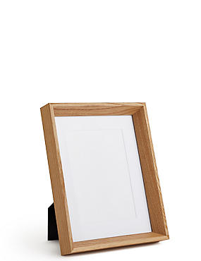 Premium Wood Photo Frame 12 x 17cm (5 x 7 inch)