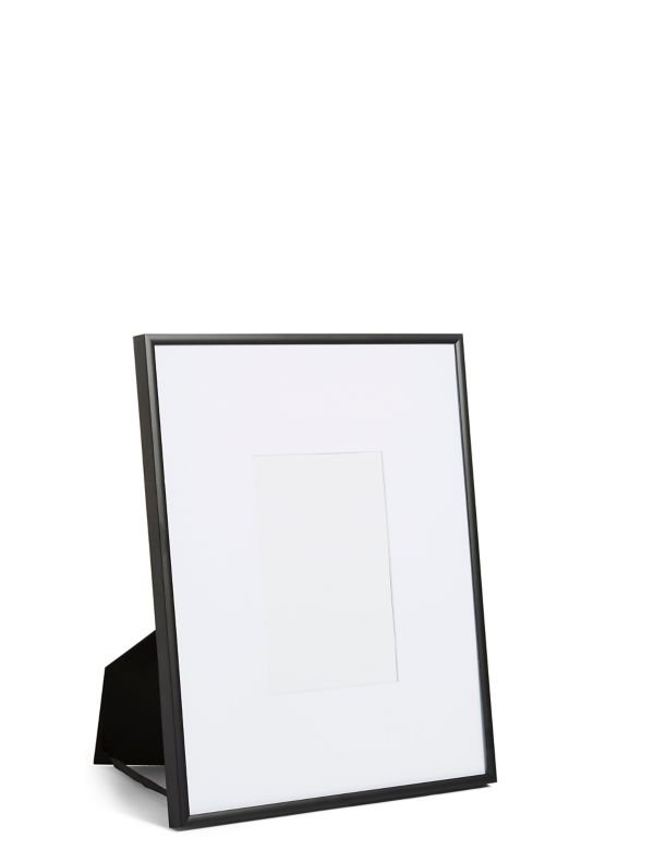 Single Photo Frames Glass Metal Picture Frames Ms