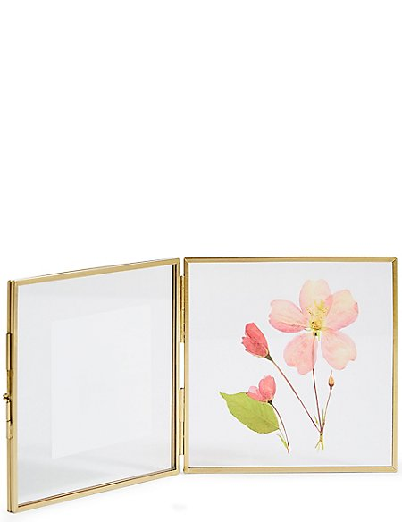 Fleur Photo Frame 12 x 12cm (5 x 5 inch)
