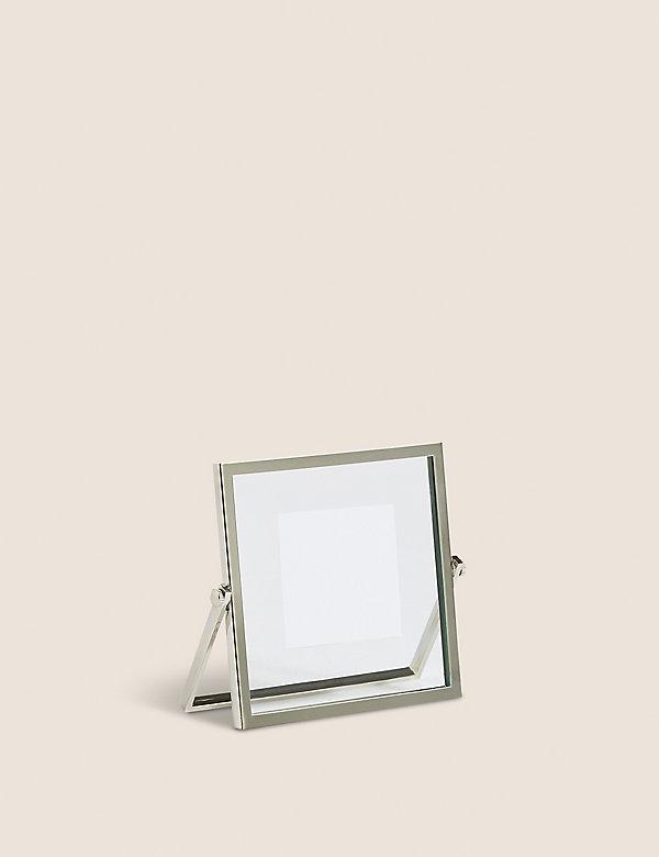 Skinny Easel Photo Frame 3x3 inch