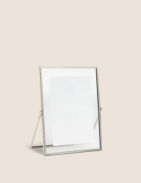Skinny Easel Photo Frame 4x6 inch