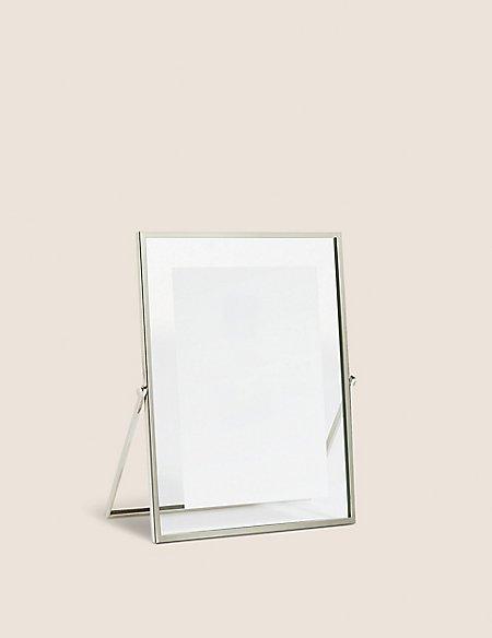 Skinny Easel Photo Frame 10 x 15cm (4 x 6 inch)