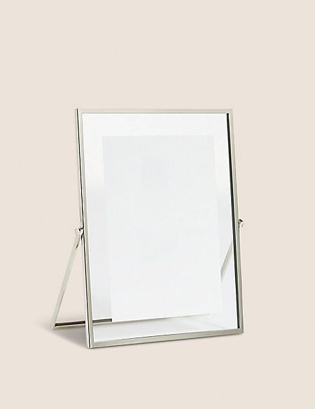 Skinny Easel Photo Frame 12 x 18cm (5 x 7 inch)