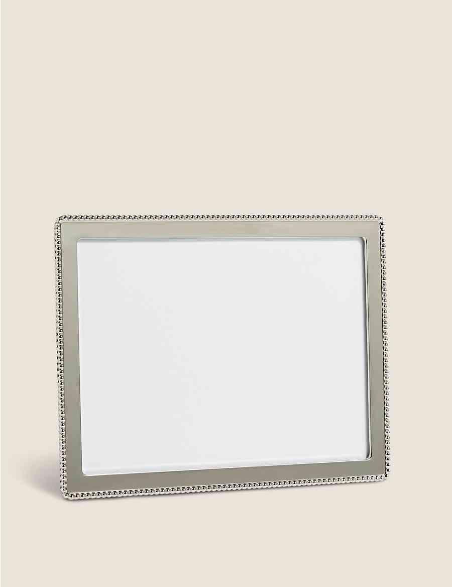 Beaded Emelie Photo Frame 12 X 18cm 5 X 7 Inch Ms