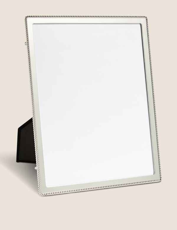 Picture Frames | M&S | silver photo frames