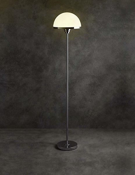 Half Moon Floor Light