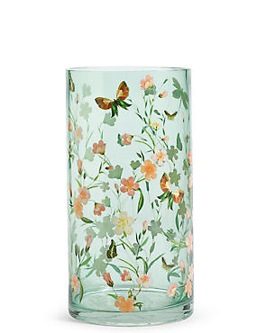 Decal Large Vase