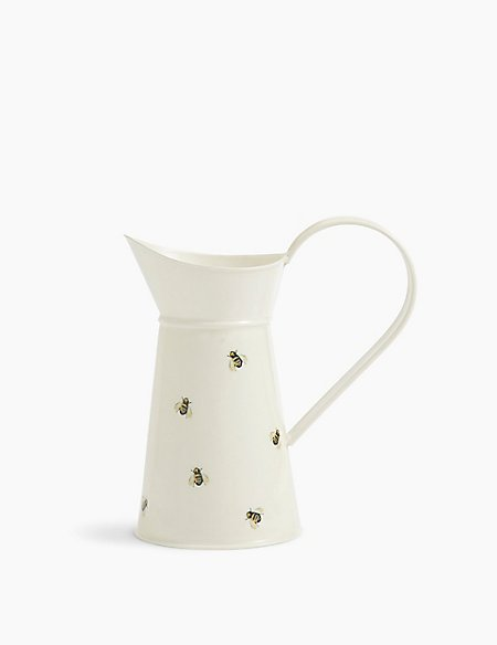Small Bee Print Jug