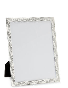 Natalie Diamanté Photo Frame 20 x 25cm (8 x 10inch)