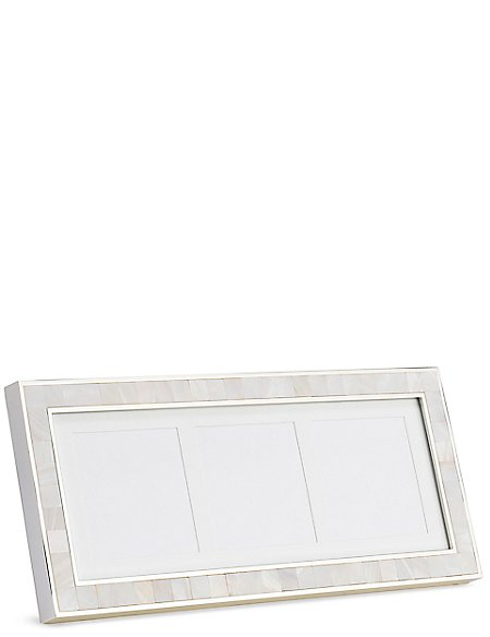 Eva Multi-Aperture Photo Frame