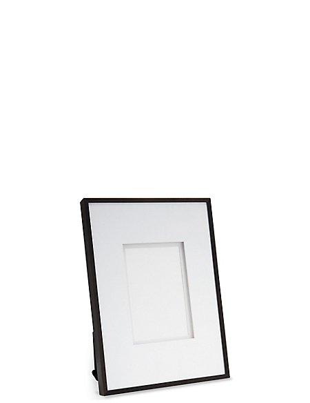 Essential Metal Photo Frame 10 x 15cm (4 x 6inch)