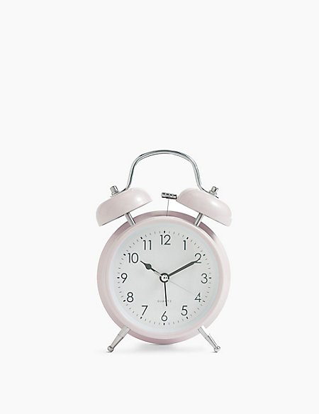 Small Twin Bell Alarm Clock