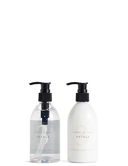 Petals Hand Wash & Lotion