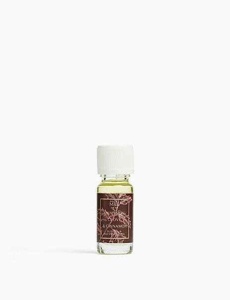 Mandarin, Cinnamon & Clove Refresher Oil