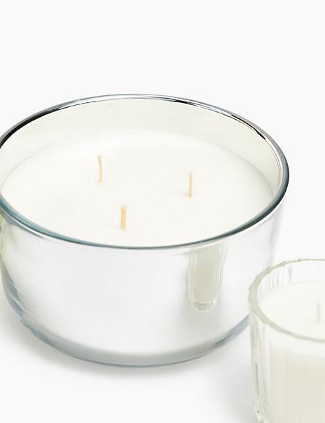 Nutmeg 3 Wick Candle