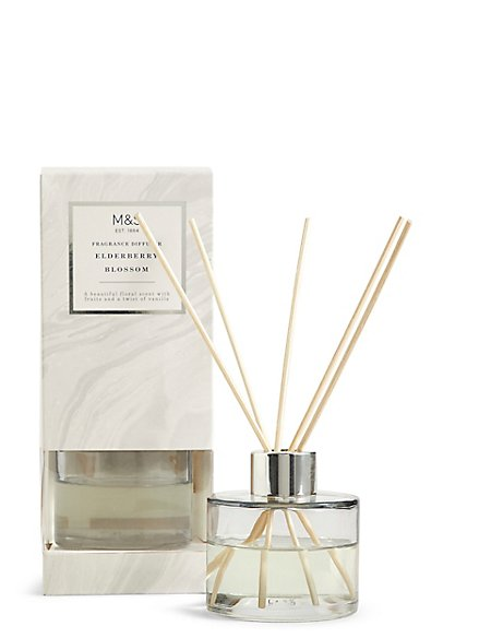 Elderberry Blossom 75ml Diffuser