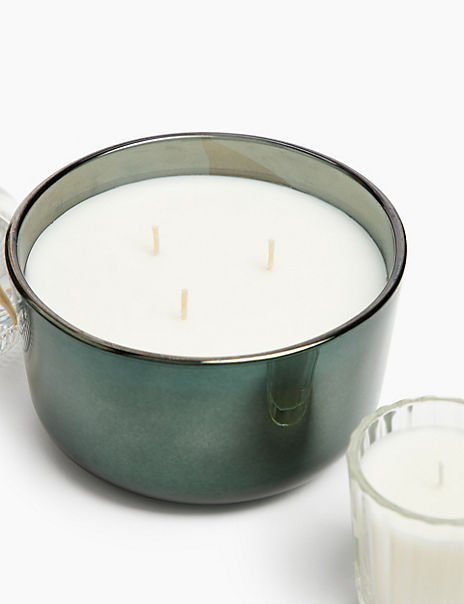 Mistletoe & Fir 3 Wick Candle