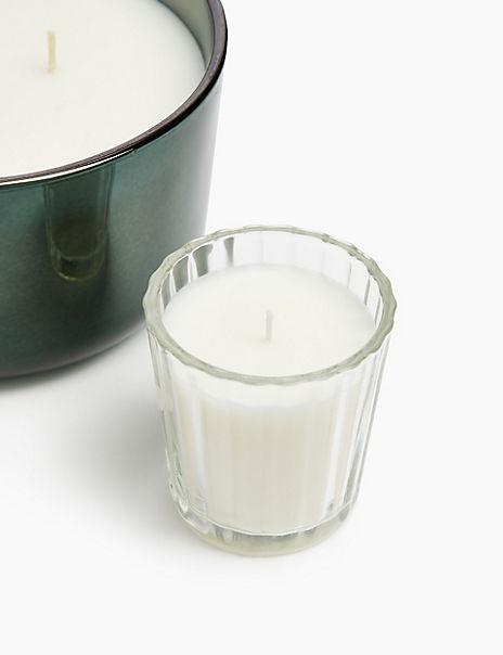 Mistletoe & Fir Mini Candle