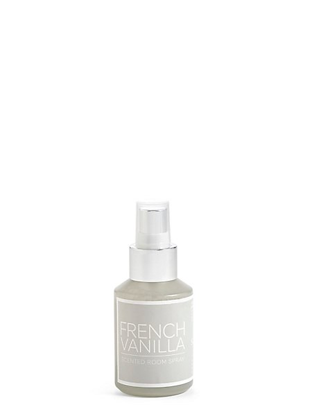 French Vanilla 50ml Room Spray