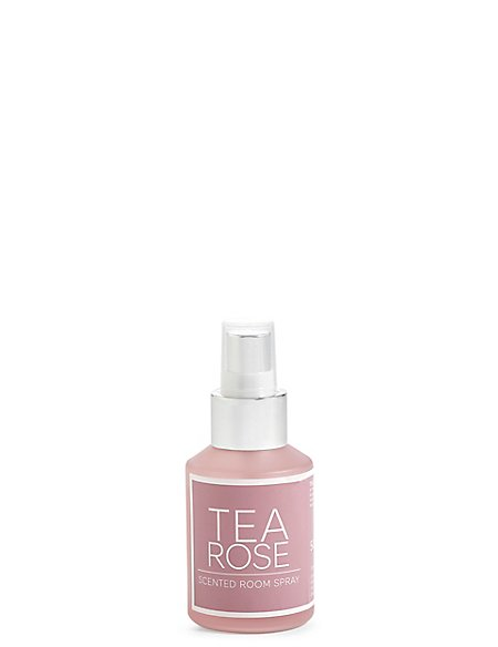 Tea Rose 50ml Room Spray