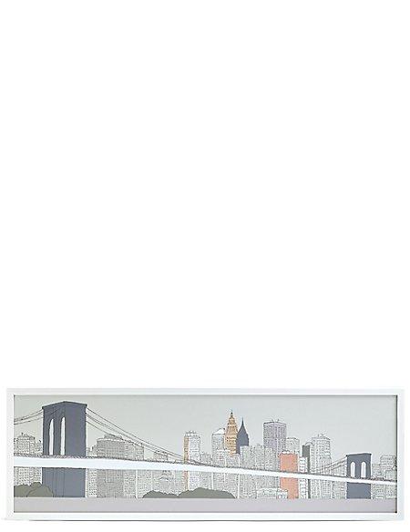 Ulyana Hammond Brooklyn Bridge Wall Art