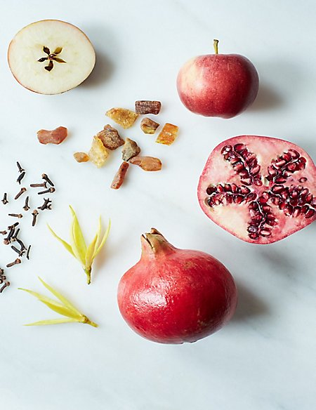 Pomegranate Gift Candle