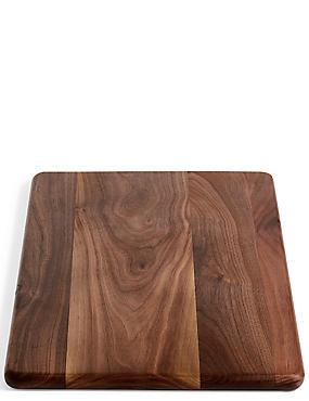 Large Walnut Chopping Board