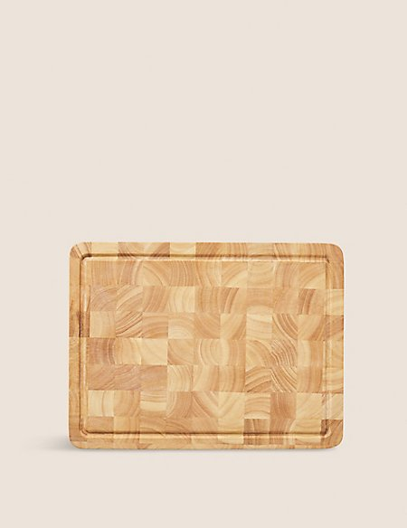 Small Butcher'S End Grain Chopping Board