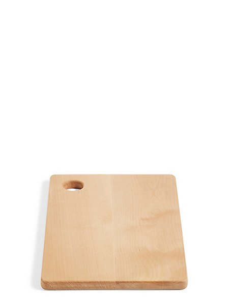 Small Wood Chopping Board with Hole