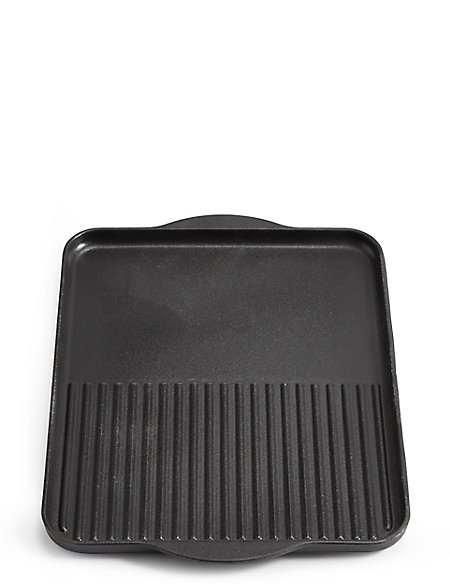 Cast Iron Grilling Pan
