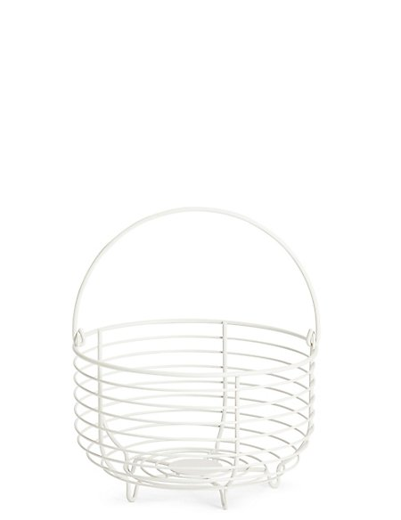 Wireware Egg Basket