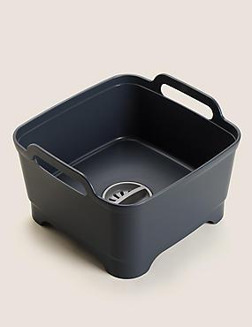 Wash and Drain Washing-up Bowl