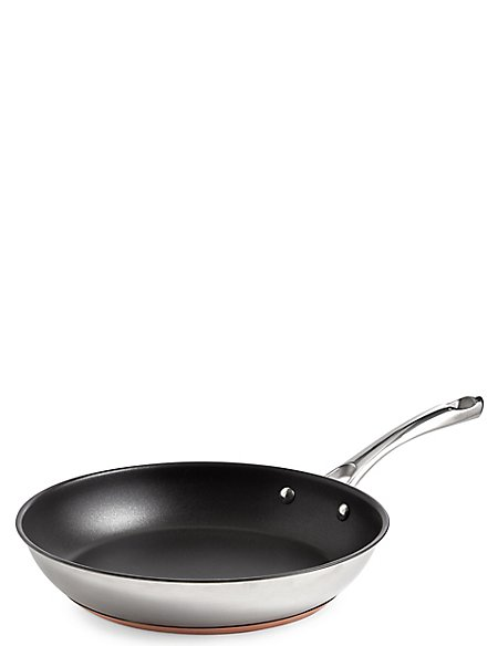 Copper Base Fry Pan