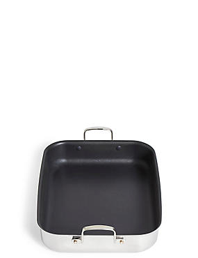 Chef Tri Ply Non Stick Roaster