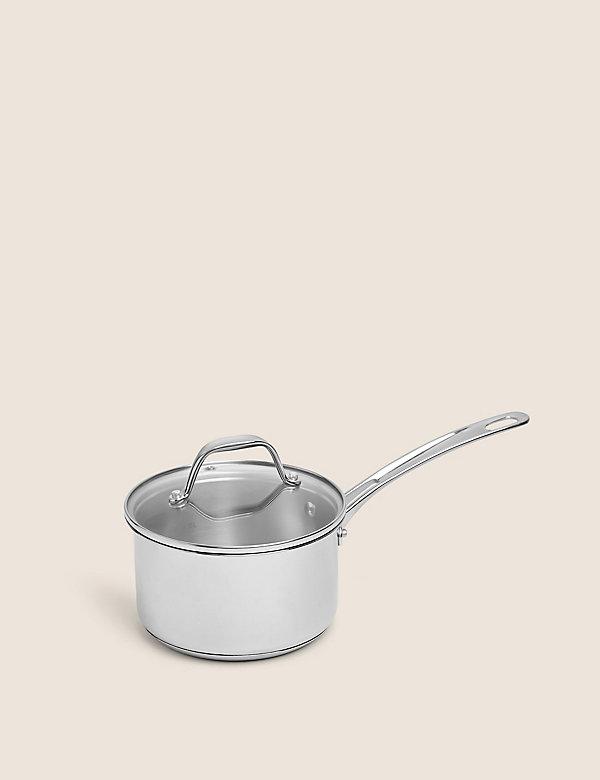 Stainless Steel 16cm Small Saucepan