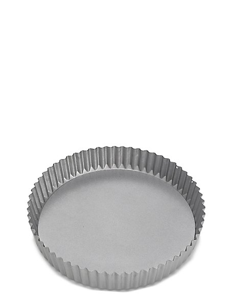 20cm Non-Stick Loose Base Flan Tin