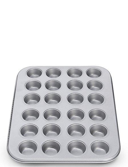 24 Cup Non-Stick Muffin Tin