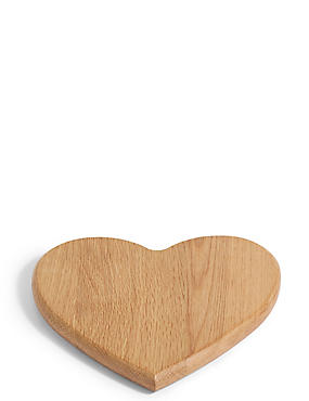 Small Heart Chopping Board