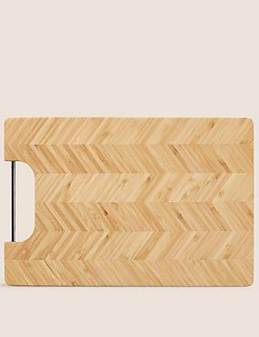 Hexagonal Rectangular Large Chopping Board