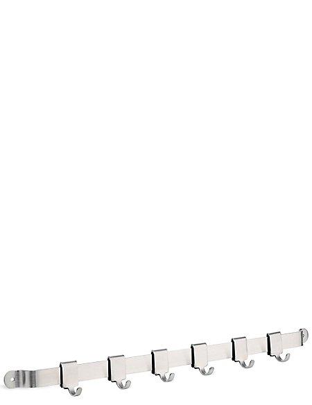 Stainless Steel Utensil Rack