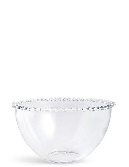 Glass Bead Medium Bowl