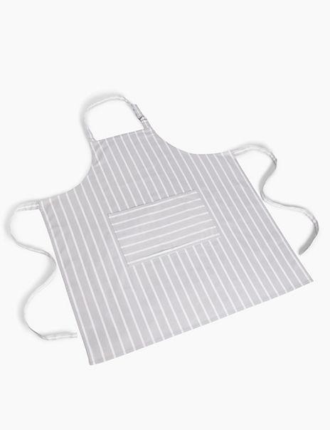 Butcher's Stripe Apron