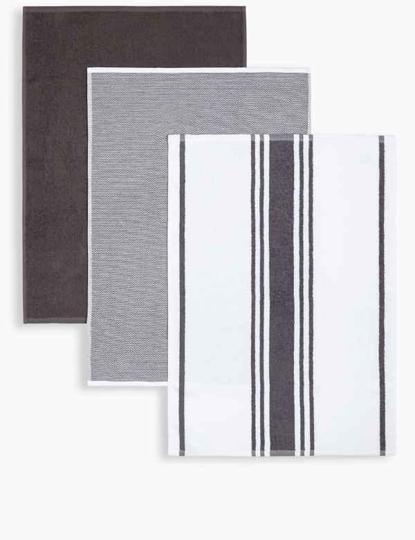 Tea Towels Linen Cotton Terry Dish Cloths M S