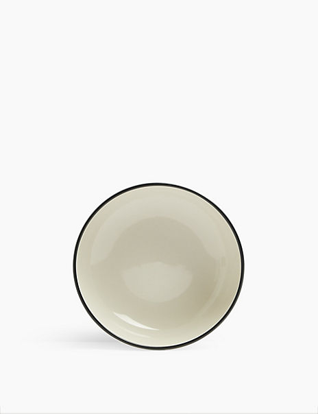 Tribeca Rimmed Stoneware Cereal Bowl