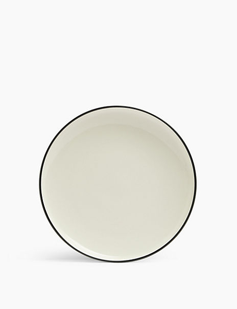 Tribeca Rimmed Stoneware Side Plate