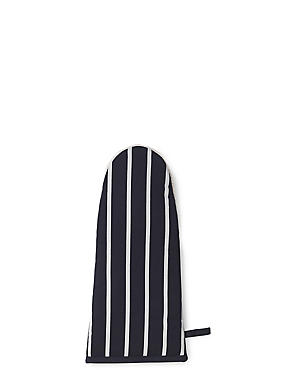 Classic Stripe Single Oven Glove