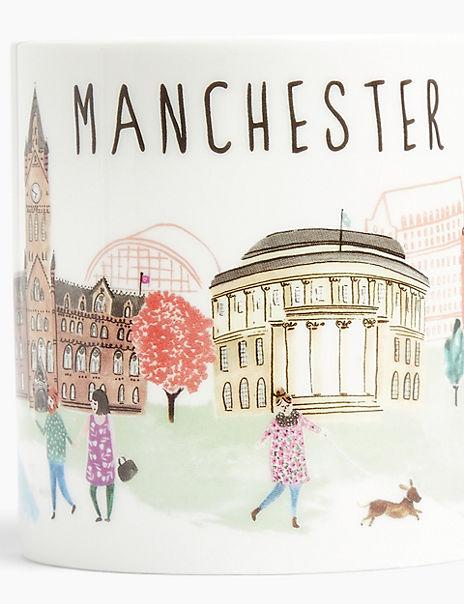 Manchester Printed Mug