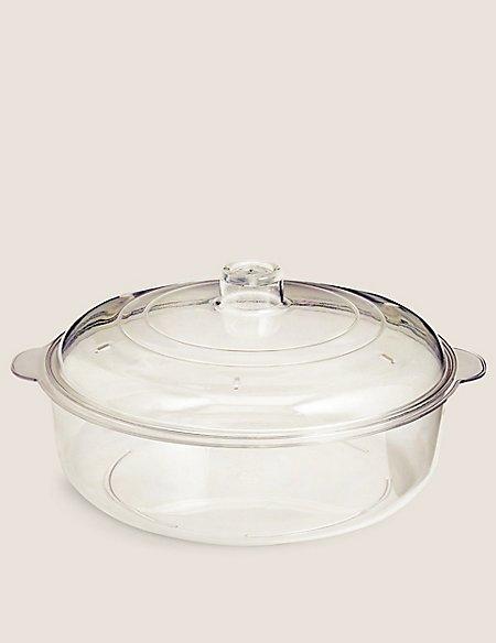 1.25 Litre Lidded Casserole Dish