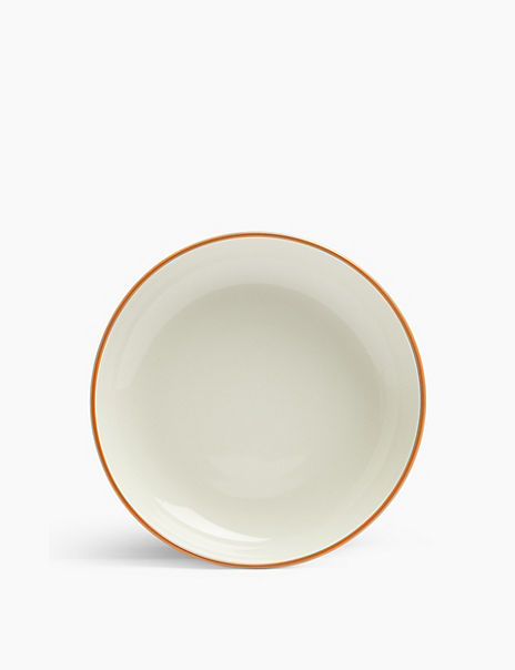 Tribeca Matte Stoneware Pasta Bowl