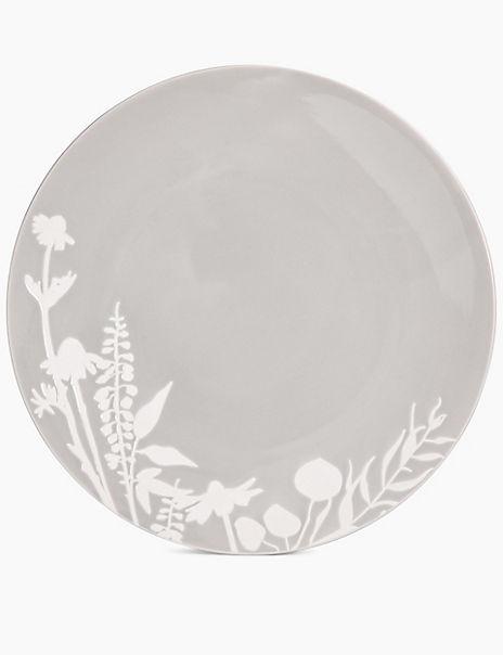 Botanical Dinner Plate